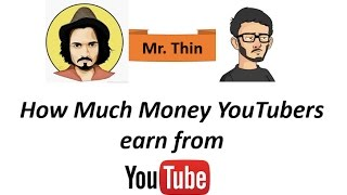 How Much Money BB Ki Vines & CarryMinanti Earns From YouTube | Income Of All Youtubers Explained