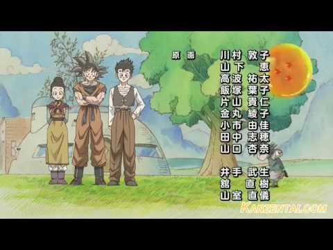 Dragon Ball Kai Ending 2 Oficial