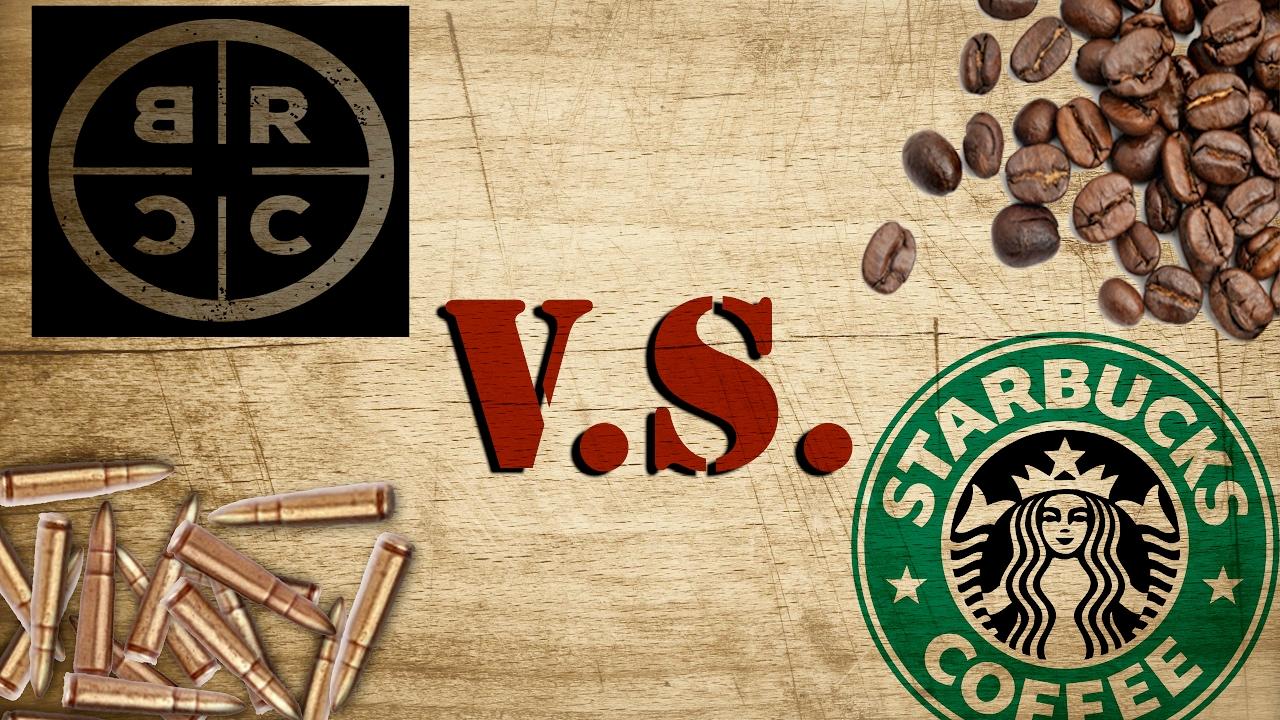 Black Rifle Coffee Company Vs