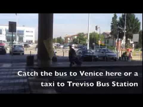 Treviso Airport to Union Lido with Bolero Holidays