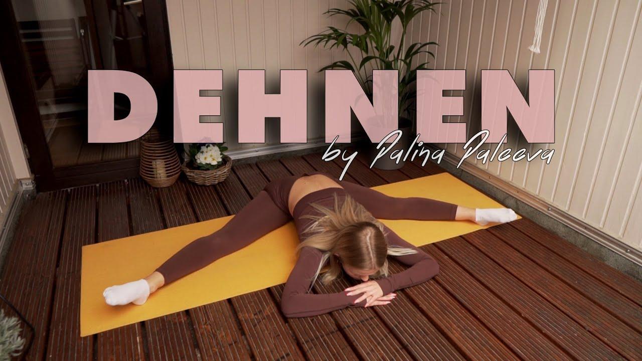 Mein tägliches Dehnen/Stretching | Dehn-Routine by Palina Paleeva