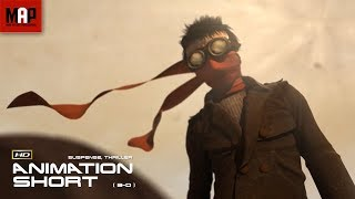"""CGI 3D Animated Short Film """"ROAD'S END"""" - Mystery Animation by Bri Meyer & Ringling College"""