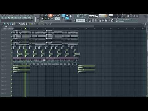 Quintino - Good Vibes feat. Laurell (Adel Drop Remake) [+FLP]