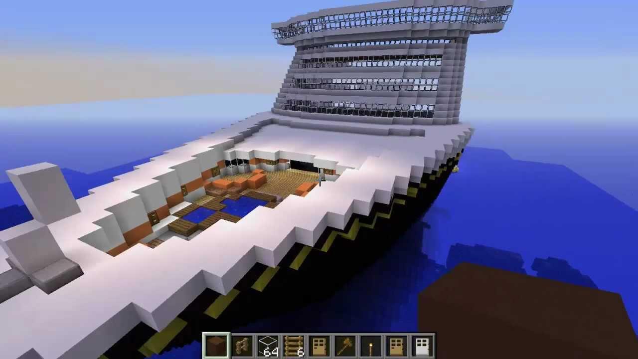 Minecraft Megabuild À�building The Dream Day 1】 Youtube