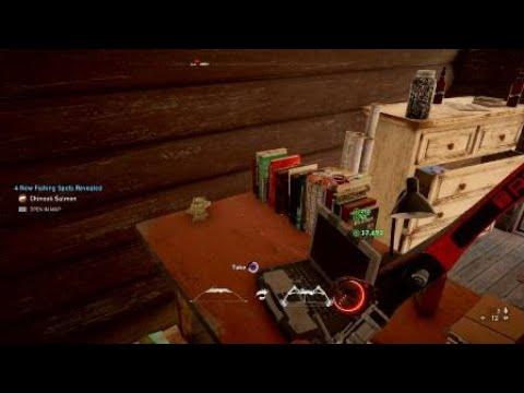 Far Cry 5 - Sasquatch Side Mission