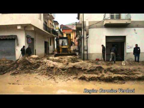Alluvione A Brancaleone (Le Immagini Del Disastro)