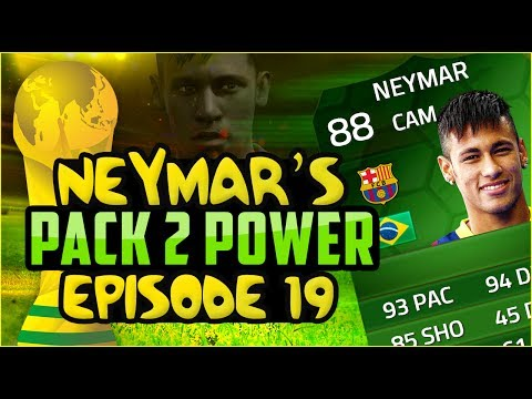 FIFA 14 - Neymar's Pack 2 Power - Ep.19 - SO MUCH AIDS!!! - FIFA 14 Ultimate Team Road 2 Glory