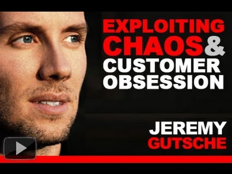 Customer Obsession Keynote - Jeremy Gutsche (CEO of Trend Hunter)