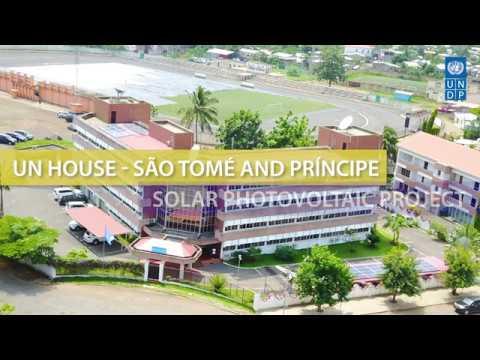 Greening the UN in São Tomé and Príncipe