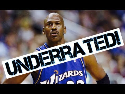 Michael Jordan's UNDERRATED years as a Wizard