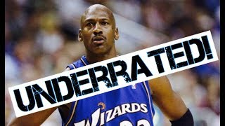 Michael Jordan\'s UNDERRATED years as a Wizard