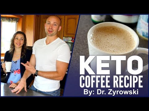 Keto Coffee Recipe | Non Toxic And Super Delicious!