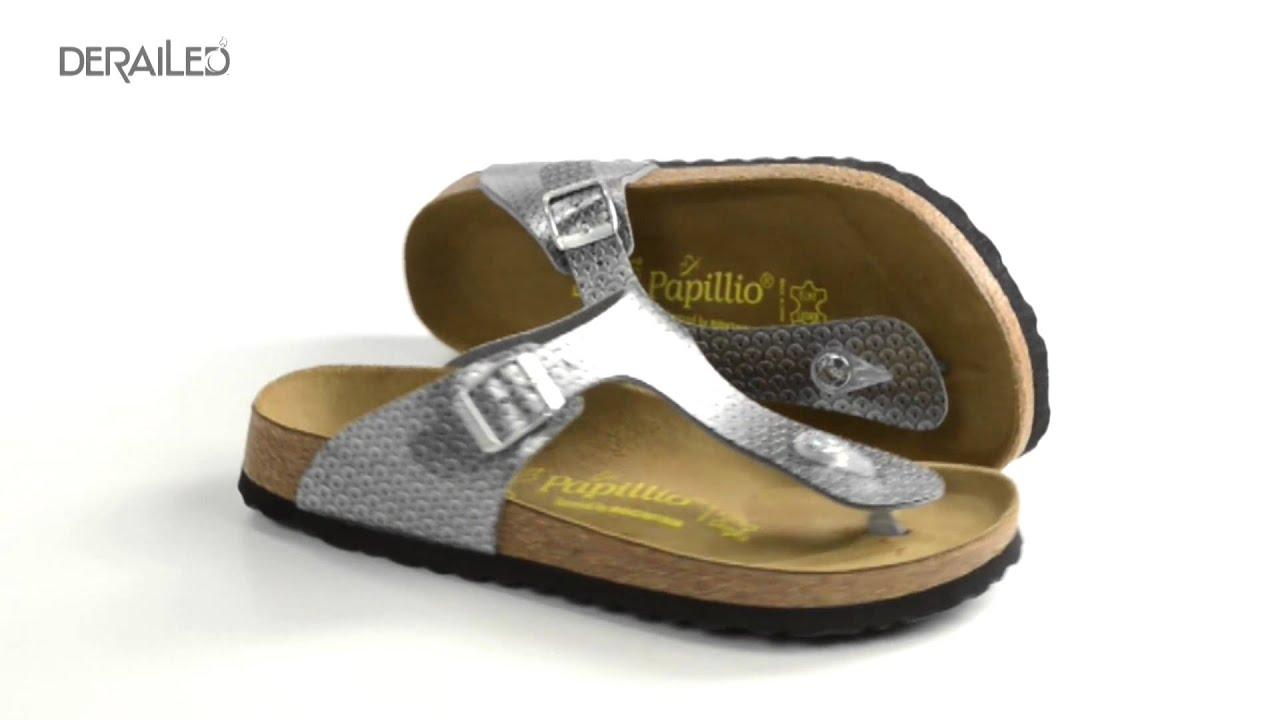 birkenstock papillio gizeh sandals