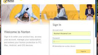 how to reg key norton 2017 new