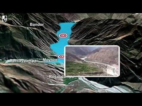 En Proyecto Central Hidroeléctrica Santa Maria - Ayacucho - Perú
