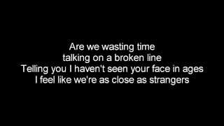 Close As Strangers 5 Seconds Of Summer Lyrics