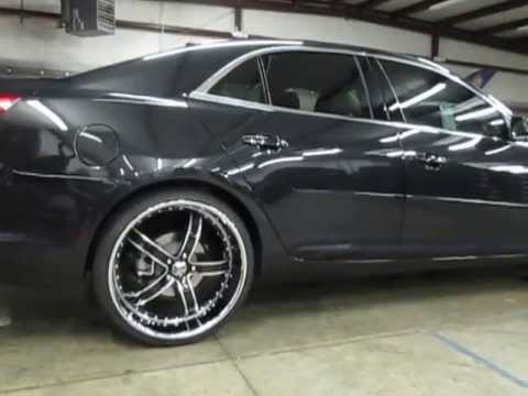 Worksheet. RimTyme Jonesboro GA 2013 Chevrolet Malibu on 22 XXR wheels and