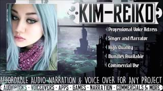 Kim Reiko Narration & Voice Acting