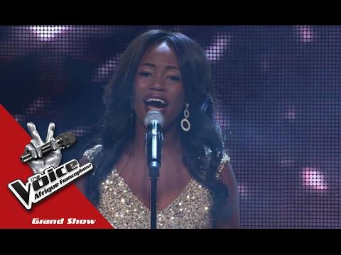 Pamela 'Unbreak my heart' Toni Braxton | The Voice Afrique francophone 2016