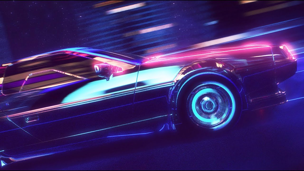 Retrowave Youtube