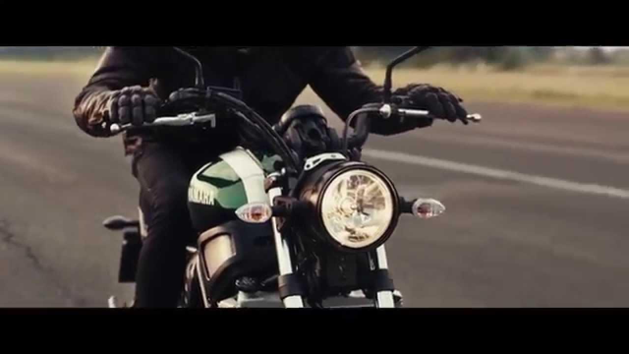 画像: Yamaha XSR700 - Born tomorrow www.youtube.com