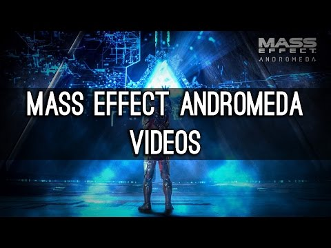 Mass Effect Andromeda Launch soon!