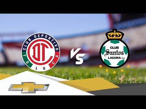 Previo: Toluca vs Santos | Final - Clausura 2018 | Presentado por Chevrolet