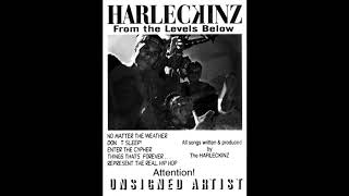 Harleckinz - From The Levels Below (1995 / Germany / Hip Hop / Conscious)