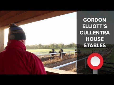 Behind The Scenes at Gordon Elliott's Cullentra House Stables