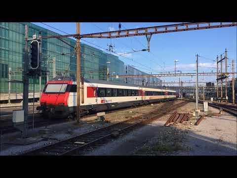 Zug Basel SBB 170824