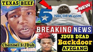 Channel 5 JDub DEAD! Turns Into CHANNEL 5 NEWS Footage! Boogotti Kasino Confirms DEATH!! (WATCH NOW)