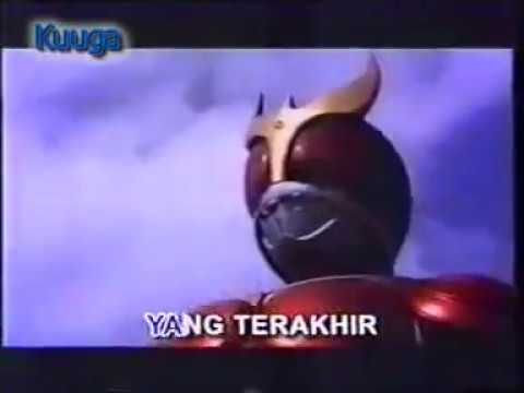Kamen Rider Kuuga Op Indonesian version