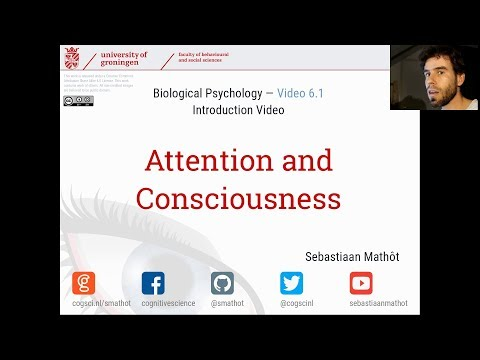 Introduction to Attention and Consciousness | Biological Psychology 6.1