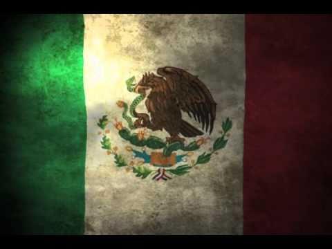 Bandera De México Animada Youtube