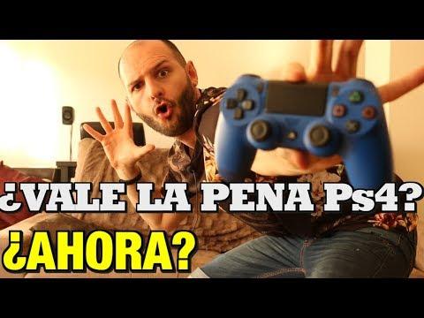 ¿vale-la-pena-comprar-ahora-la-ps4?---sasel---playstation-4---sony---español