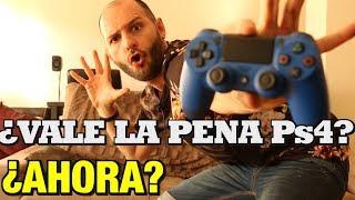 ¿VALE LA PENA COMPRAR AHORA LA PS4? - Sasel - Playstation 4 - sony - español