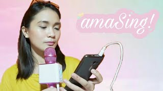 Unboxing | Q7 Wireless Microphone | Lazada PH