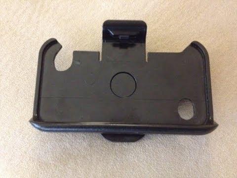 DIY Otterbox iPhone Tripod Mount
