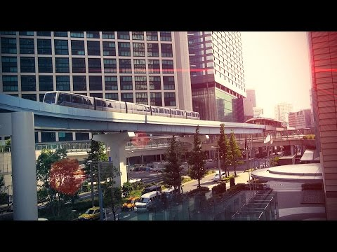 Around Shimbashi Station 新橋駅 / Tokyo HD