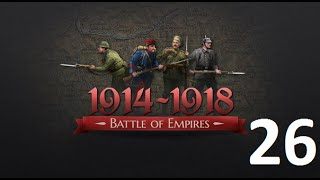 Прохождение Battle Of Empires 1914-1918. Переправа (26 эпизод)