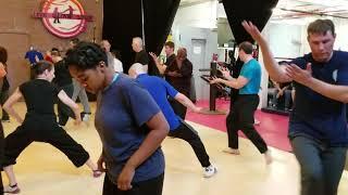Martial Arts Community at Twining Snake Seminar
