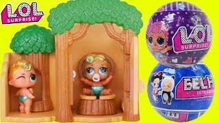LOL Surprise Dolls Family Open Fake Balls