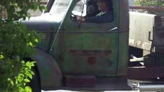 1942 chevy 1-1/2 ton dump truck