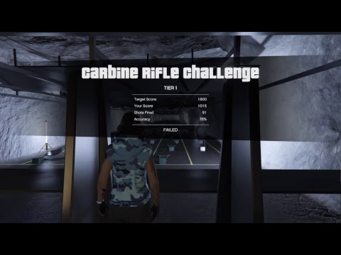 GTA 5 killing Everyone In The Lobby