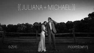 JULIANNA + MICHAEL MAUTI • Wedding Trailer • 6.25.16