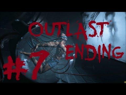 Outlast Playthrough Part 7 Ending 1080p HQ...