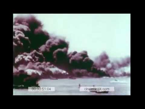 Attaque de Pearl Harbor / Pearl Harbor attack (1941)