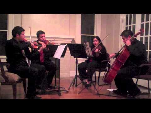 Quartetto Bravura - The Christmas Song