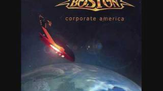 Boston - You Gave Up On Love (lyrics)
