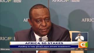 Kenya facing a Ksh 200 billion infrastructure financing gap